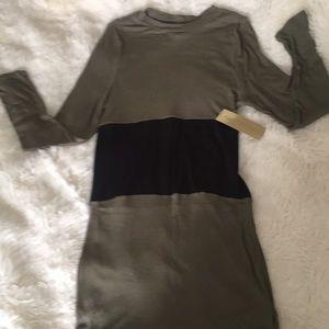 Dress, Long Sleeve